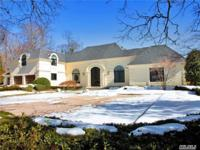 Exquisite Gated Entry Estate On Over 3 Acres In