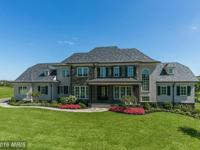 Stunning 6,000+ sf new home on 1 acre lot overlooks