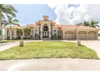 Tarpon point area -executive luxury paradise home