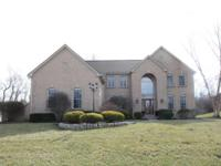 Custom brick home w/open floor plan! Wrought iron 2-sty