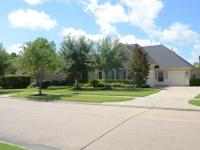 Beautiful home! Gorgeous exterior elevation. A must see