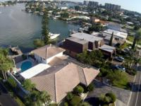 Stunning home with fantastic sweeping water views