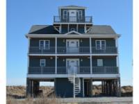 Custom Built Oceanfront home in the desirable Hampton