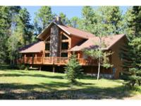 High quality home located on 5.57 acres seconds away