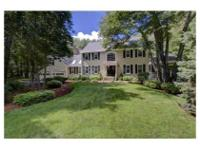 Beautifully Maintained Colonial Set Back on Over 5