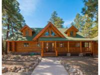 Quite possibly the quintessential mountain home in all