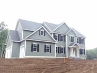 New construction by custom home builder Dane
