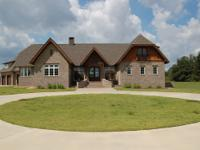 """"""" Splendor of 20 Acres"""" Enticing home offers majestic"""