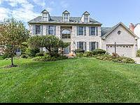 Classic Brick Front Colonial over 3400 sf of living
