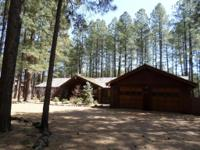 Wonderful views of the fairway from this large Pinetop