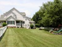 This marvelous home is on 1.24 acres and less than 2m.