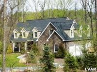 Stunning Saucon Valley new construction in the Estates