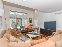 Quintessential contemporary at home in Michiana Shores;
