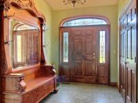 STUNNING CUSTOM BUILT RANCH HOME ON 5 ACRES! Look no