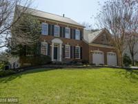 Beautiful Colonial in the Coveted Brittingham
