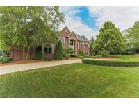 GORGEOUS CUSTOM FULL BRICK HOME WITH IMPECCABLE
