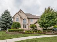 Over 4000 square feet of detailed elegance in the