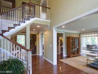 NEW CONSTRUCTION - 5 A, 2 story foyer, LR, DR, lib.,
