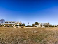 Incredible Hill Country Custom home on 4.44 acres on a