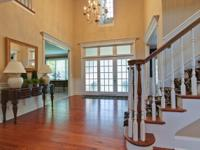 Custom home by Richter Builders located in Prestigious