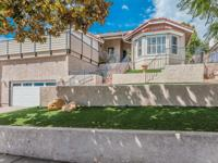 Wonderfully updated home in San Dimas with a front yard