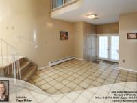 Rare find-custom built 3300 sq.ft. stucco/brick home on