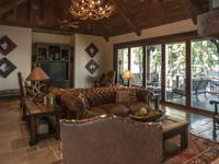 Amazing custom built Austin Stone & Hardy Lake home w/