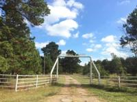 Private gated horse ranch with loads of potential