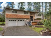 Energized Modern-Industrial Woodinville Home. Custom