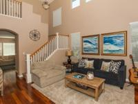 Fabulous 4 bedroom home in Ocean Pointe! Open entryway