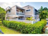 4 bedroom corner end unit right across from Kaneohe