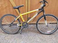 Redline BMX $125.00 Cannondale 1980s aluminium frame