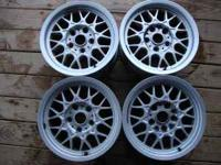 I have these four wheels for sale for a BMW $200.00