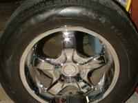 For Sale (4) Touken Wheels and Cooper all Weather