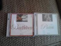 These CD's are brand new , still in package, never been