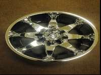 4 Chrome Fuel Octane 20 Inch Wheels WILL FIT GMC or