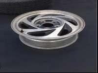 The rims came off of a Chevy s10. I got these rims
