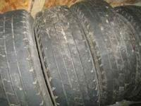 "4 Cooper LT 235/75/R15 M+S 1/4""+ tread $100 call"