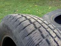 4 cooper tires good tread any question call or text .