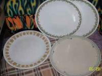 I have 4 Corelle Plates that im not using. I use