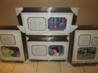 4 Disney Animation Cels and Cel Pencil drawings. New