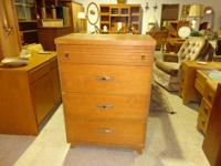 This 4 drawer dresser is in very good condition.