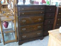 4 drawer dresser for sale $79.99. Come see at Pak Rat's