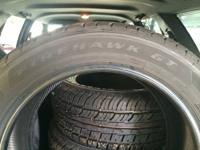 I have a new set of (4) Firestone Firehawk GT tires