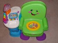 All Fisher Price Toys All work in great condition