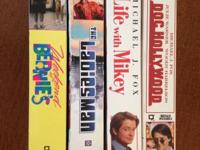 4 for $10 - You Pick Your 4. Or $3 Each.  VHS Tapes -