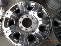 I have my 2013 Ford F250 Factory stock 20 inch rims for