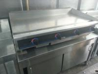 We are a certified Restaurant Equipment and walk in