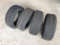 4 General AltiMAX Arctic tires 205/55-r16  $240.00