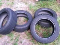 These are good tires off my car. Goodyear Eagle RS-A